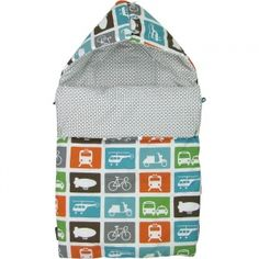 DwellStudio Transportation bundle bag to bring him home from the hospital