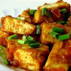 TOFU FOR YOU! - For vegetarians, tofu is a great substitute for dishes which crucially needs meet. Maybe because of the texture of tofu that is similar to meat which makes it able to be a substitute to the role of meat in several non-vegetarian dishes. Now, many vegetarian dishes are combined contains to