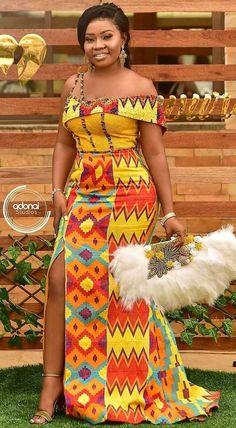 African Fashion Ankara, Latest African Fashion Dresses, African Print Dresses, African Dresses For Women, African Print Fashion, Ankara Dress Designs, African Print Dress Designs, African Wedding Attire, African Attire