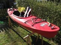 Verkaufe Kayak Necky Sky / Kajak / Kanu / Paddelboot Kreis Ostholstein - Malente Vorschau
