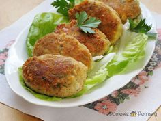 Polish Recipes, Tortellini, Salmon Burgers, Poultry, Kids Meals, Food And Drink, Turkey, Cooking Recipes, Chicken