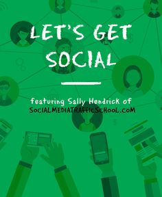 I'm featured in a week of Let's Get Social. I got a chance to answer several questions. Hope you enjoy! http://sociallyaligned.com/lets-get-social-featuring-sally-hendrick/#utm_sguid=163203,ee4f8c63-a36d-b9f9-f434-f608778104fa