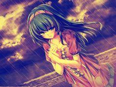 Sad Anime Girl | Edited By Faith