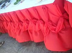 12 best table skirting design and diy images design table skirts rh pinterest com