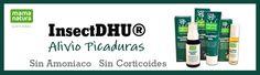 InsectDHU, el alivio para las #picaduras de #mosquitos, #medusas, plantas #urticantes  #SCInsectDHU http://blgs.co/J856CL