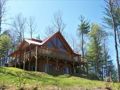 Cabin vacation rental in Murphy, NC, USA from VRBO.com! #vacation #rental #travel #vrbo