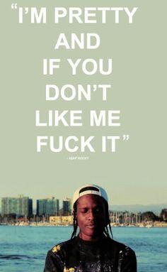 A$ap Rocky #pmf ❤
