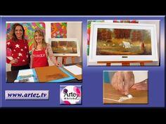 Aprende más para trabajar con óleo pastel (III)