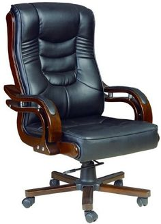 Charles Jacobs LUXURY EXECUTIVE COMFORTABLE BIG OFFICE CHAIR in Black new 2012 BUSINESS ERGONOMIC DESIGN +TILT LOCK MECHANISMclose
