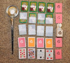 VALENTINE'S GIFT:  dress up a deck of playing cards, and write 52 date ideas on them!  take turns each week picking a card from the deck and planning dates.