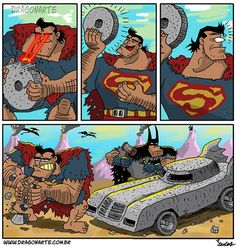 Batman Wins Again [Comic]