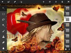 Photoshop Touch, la herramienta de Adobe ya disponible para iPad | iPad Books