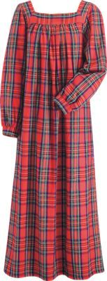 20 Best Flannel Nightgown for Women images  66eb16a5c