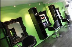 So vibrant and full of energy! Soul hairdressing salon used Exclusive Mirrors for these wonderful ornate framed mirrors: http://www.exclusivemirrors.co.uk/