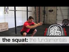 The Squat: The Fundamentals - TechniqueWOD | Barbell Shrugged
