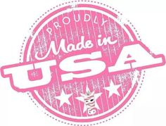 Pink Zebra Sprinkles ~ proudly made in the USA!