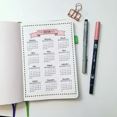 Start the New Year Right with these 40 Brilliant Bullet Journal Hacks