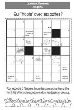 Blasons d'autonomie French Language Lessons, Diagram, Cycle 3, Logo, Kids Crafts Diy Easy, 3rd Grade Reading, Logic Games, Logos, Environmental Print