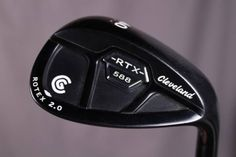 Golf tips, tricks and products Cleveland Golf, Sand Wedge, Lob, Golf Tips, Black Satin, Golf Clubs, The Lob, Running