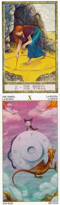 WHEEL OF FORTUNE: cycles and helplessness (reverse). Druid Craft Tarot deck and Magical Tarot deck: tarot card reading in hindi tarot card reading libra vs daily tarot spread. Best 2017 pagani huayra and oracles eye. Tarot Card Decks, Tarot Cards, Fortune Cards, Tarot Prediction, Trump Card, Daily Tarot, Pagani Huayra, Wheel Of Fortune, Fortune Teller