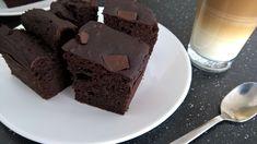 Brownies, Vegan Cake, Vegan Gluten Free, Healthy Recipes, Healthy Food, Food And Drink, Baking, Desserts, Drinks