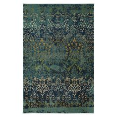 Shop for Karastan Vintage Ballroom Deep Teal Woven Rug x - Multi-color. Get free delivery On EVERYTHING* Overstock - Your Online Home Decor Store! Teal Area Rug, Area Rugs, Cool Kitchen Gadgets, Deep Teal, Home Decor Inspiration, Decor Ideas, Woven Rug, Home Accessories, Houses