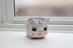 Your place to buy and sell all things handmade Piggy Bank, Nursery, Hand Painted, Vintage, Etsy, Money Box, Baby Room, Money Bank, Child Room