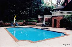 Small In Ground Swimming Pools And Patios Design, Pictures, Remodel, Decor and Ideas - page 11