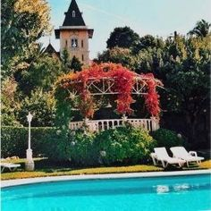 Gardens of the Luso SPA #Portugal