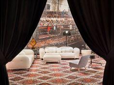 荷蘭設計品牌 Moooi 在今年米蘭家具展的設計表現,可說是「新」銳盡出、絕無冷場,許多家具作品不但在設計上玩出破格的視覺表現,也殺光了現場所有人的底片,一起來瞧瞧吧!(Photo credit:Moooi)