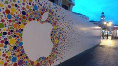 ¿Os acordáis del gran evento de inauguración de la Apple Store de Sol? ¡¡Nosotros estuvimos allí!!
