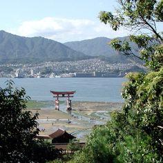 Miya-jima Horoshima, Japan
