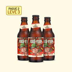 Cerveja Bohemia Caa Yari - 300 Ml - Promoção Pague 2 Leve 3