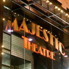 Majestic Theatre - Corvallis, Oregon  where we saw my bro in the Magic Flute!