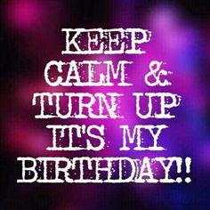 & tomorrow is my loves birthday...