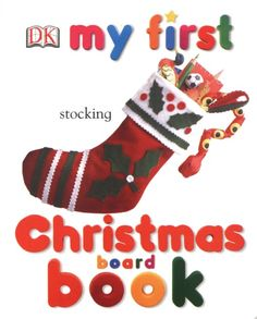My First Christmas Board Book - primary image