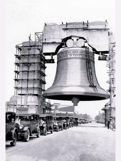 Buyenlarge 'Liberty Bell Arch, Philadelphia, PA Photographic Print Size: H x W x D Liberty Tattoo, Bell Gardens, Fb Cover Photos, Philadelphia Pa, Beautiful Places To Visit, Old Pictures, Wonderful Images, Frames On Wall, Art History