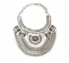 Chain Link Tribal Collar Necklace- Lovisa I have had so many sales and compliments