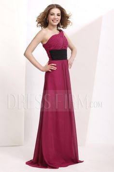 One shoulder dress http://www.dressfirm.com/product/Delicate-Empire-One-Shoulder-Floor-Length-Prom-Bridemaid-Dress-9647501.html