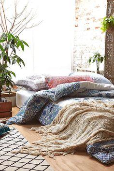 Magical Thinking Devi Medallion Duvet Cover, bedding, bedding ideas, interior design, affiliate link