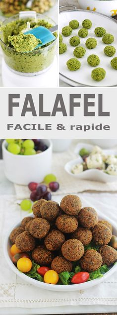 Recette des falafel, facile et rapide Recipe Lebanese falafel with chickpeas mixed with onion, garlic, spices and herbs. The house version is better than the commercial one! Easy and quick to do, gluten free. It is also a vegetarian and vegan recipe. Vegetarian Appetizers, Vegetarian Recipes, Lebanese Falafel Recipe, Keto Crockpot Recipes, Cream Cheese Recipes, Comfort Food, Banana Bread Recipes, Sin Gluten, Casserole Recipes