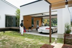 ビルトインガレージ平屋の家 | 福津市 | 福岡の注文住宅なら田舎暮し