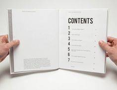 Hints for an advertising creative book design inspiration
