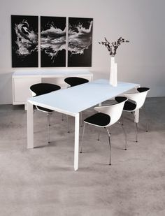 MONTOYA 6 Seater DINING TABLE
