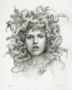 medusa where she lived