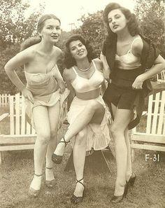 vintage gals