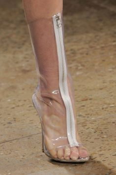 hmmm...Shoe Trends From Fall 2013 Fashion Week   Not sure how I feel about these uuhhhmmm shoes/boots