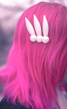 Sailor Moon hair clip