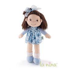 Muñecas La nina - Muñeca de trapo Martina