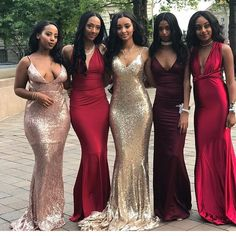 "11.6 mil curtidas, 83 comentários - Black Women Are Everything❗️ (@blackkbombshells) no Instagram: ""Prom Queens ❤️"""